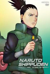 Naruto Shippuden (4ª Temporada) - Poster / Capa / Cartaz - Oficial 1