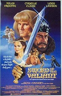 A Espada do Valente - Poster / Capa / Cartaz - Oficial 2