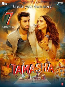 Tamasha - Poster / Capa / Cartaz - Oficial 3