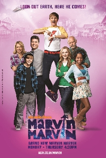 Marvin Marvin (1ª Temporada) - Poster / Capa / Cartaz - Oficial 5