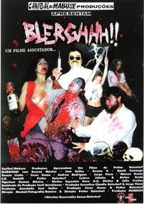 Blerghhh!!! - Poster / Capa / Cartaz - Oficial 1