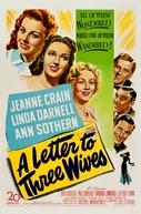 Quem É o Infiel? (A Letter to Three Wives)