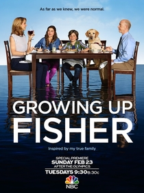 Growing Up Fisher (1ª Temporada)  - Poster / Capa / Cartaz - Oficial 1