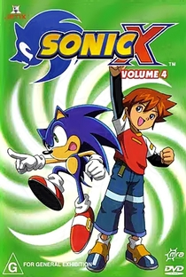 Sonic X (1ª Temporada) - Poster / Capa / Cartaz - Oficial 16