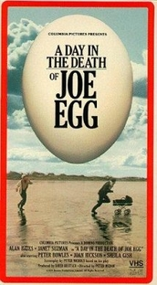 A Day in the Death of Joe Egg  - Poster / Capa / Cartaz - Oficial 1