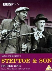 Steptoe and Son (1ª Temporada) - Poster / Capa / Cartaz - Oficial 1