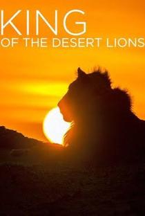 Rei dos Leões do Deserto - Poster / Capa / Cartaz - Oficial 1