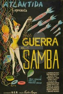 Guerra ao Samba - Poster / Capa / Cartaz - Oficial 1