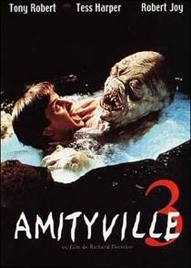 Amityville 3: O Demônio - Poster / Capa / Cartaz - Oficial 3