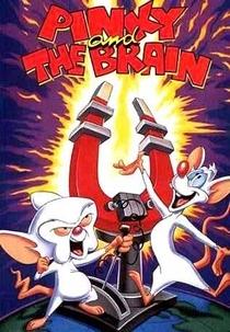 Pinky e o Cérebro (Volume 2) - Poster / Capa / Cartaz - Oficial 1