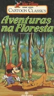 Aventuras na Floresta - Poster / Capa / Cartaz - Oficial 1