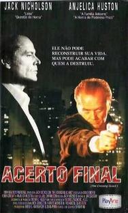 Acerto Final - Poster / Capa / Cartaz - Oficial 2