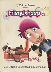 FriendSheep - Poster / Capa / Cartaz - Oficial 1