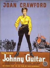 Johnny Guitar - Poster / Capa / Cartaz - Oficial 3