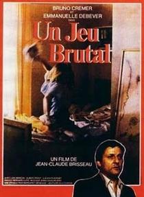 Um Jogo Brutal - Poster / Capa / Cartaz - Oficial 1