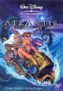 Atlantis 2 - O Retorno de Milo - Poster / Capa / Cartaz - Oficial 1