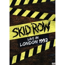 Skid Row - Live In London - Poster / Capa / Cartaz - Oficial 1