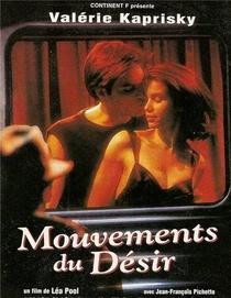 Movimentos do Desejo - Poster / Capa / Cartaz - Oficial 1