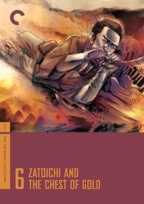 Zatoichi and the Chest of Gold - Poster / Capa / Cartaz - Oficial 1