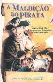 A Maldição do Pirata - Poster / Capa / Cartaz - Oficial 1