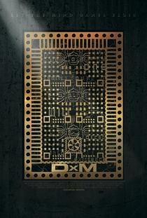 DxM - Poster / Capa / Cartaz - Oficial 1