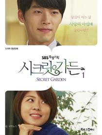 Secret Garden - Poster / Capa / Cartaz - Oficial 6