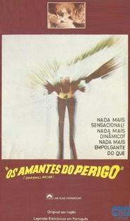 Os Amantes do Perigo - Poster / Capa / Cartaz - Oficial 3