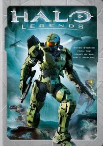 Halo Legends - Poster / Capa / Cartaz - Oficial 3