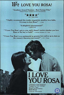 I Love You Rosa - Poster / Capa / Cartaz - Oficial 1
