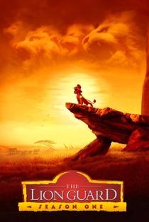 A Guarda do Leão (1ª Temporada) - Poster / Capa / Cartaz - Oficial 4