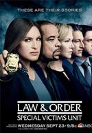Lei & Ordem: Unidade de Vítimas Especiais (17ª Temporada) (Law & Order: Special Victims Unit (Season 17))