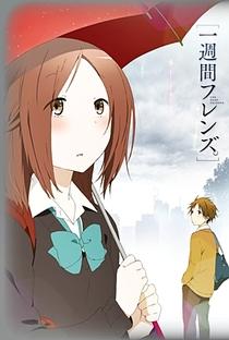 Isshuukan Friends. - Poster / Capa / Cartaz - Oficial 7