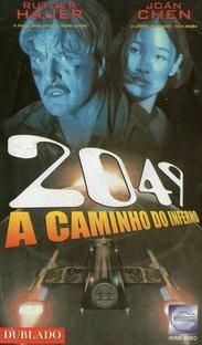 2049 - A Caminho do Inferno - Poster / Capa / Cartaz - Oficial 1