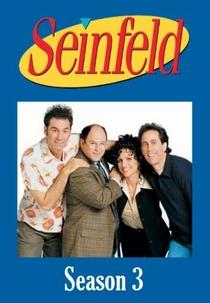 Seinfeld (3ª Temporada) - Poster / Capa / Cartaz - Oficial 1