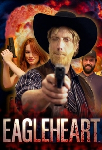 Eagleheart (3ª Temporada) - Poster / Capa / Cartaz - Oficial 1
