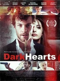 Dark Hearts - Poster / Capa / Cartaz - Oficial 1