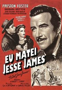 Eu Matei Jesse James - Poster / Capa / Cartaz - Oficial 7