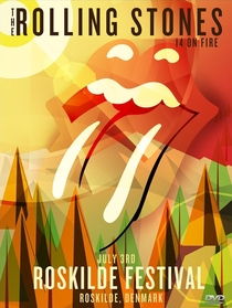 Rolling Stones - Roskilde Festival 2014 - Poster / Capa / Cartaz - Oficial 1