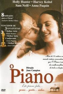 O Piano - Poster / Capa / Cartaz - Oficial 8