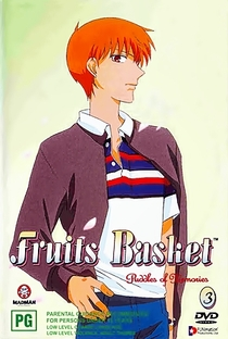 Fruits Basket - Poster / Capa / Cartaz - Oficial 18