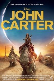 John Carter: Entre Dois Mundos - Poster / Capa / Cartaz - Oficial 12
