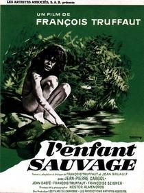 O Garoto Selvagem - Poster / Capa / Cartaz - Oficial 1