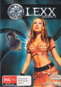 Lexx - Poster / Capa / Cartaz - Oficial 5