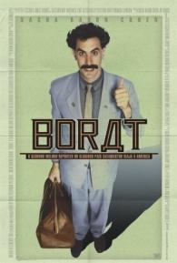 Borat - O Segundo Melhor Repórter do Glorioso País Cazaquistão Viaja à América - Poster / Capa / Cartaz - Oficial 3