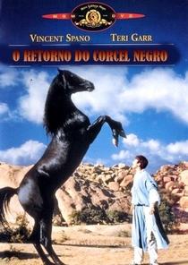 O Regresso do Corcel Negro - Poster / Capa / Cartaz - Oficial 1