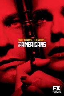 The Americans (2ª Temporada) - Poster / Capa / Cartaz - Oficial 1