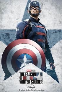 Falcão e o Soldado Invernal - Poster / Capa / Cartaz - Oficial 9