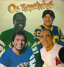 Os Trapalhões - Poster / Capa / Cartaz - Oficial 3