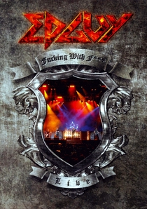 Edguy - Fucking With Fire - Poster / Capa / Cartaz - Oficial 1