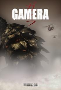 Gamera  - Poster / Capa / Cartaz - Oficial 1